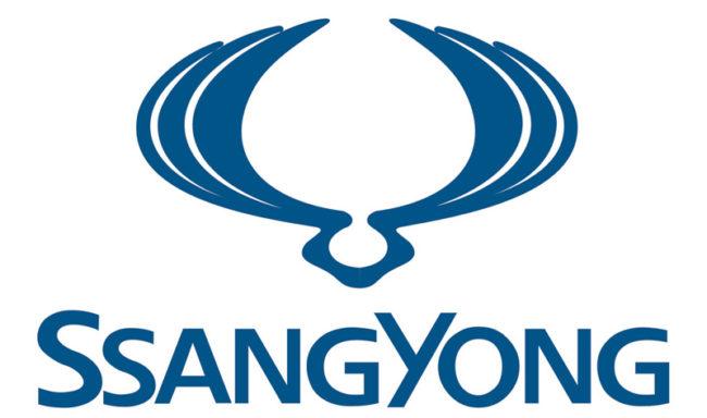 SsangYong лого