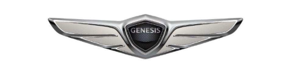 Логотип Genesis-Hyundai
