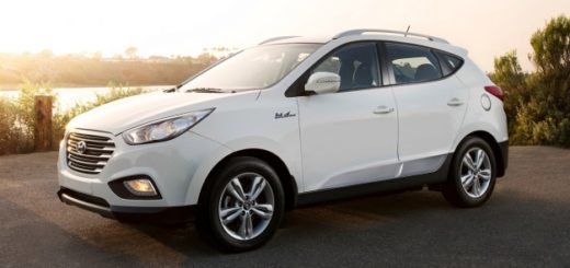 Hyundai Tucson Fuel Cell – 2015