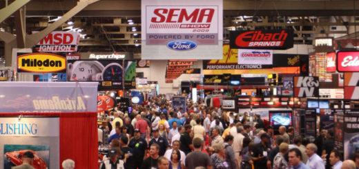 Выставка SEMA-2015