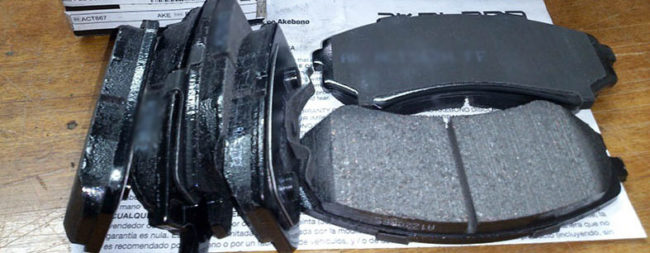 Керамические тормозные колодки на Хендай Солярис