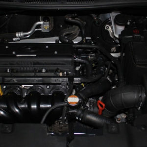 Двигатель 1,4 литра (G4FА) на Хендай Солярис
