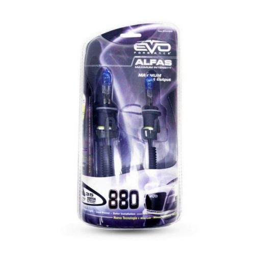 Новая лампа в упаковке Н27-ЕVO для противотуманной фары Хендай Солярис