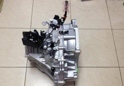 Коробка передач автоматическая 4-х ступенчатая Хендай Солярис A4CF1 в сборе