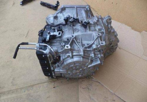 Коробка передач автоматическая 6-ти ступенчатая Хендай Солярис A6GF1 в сборе