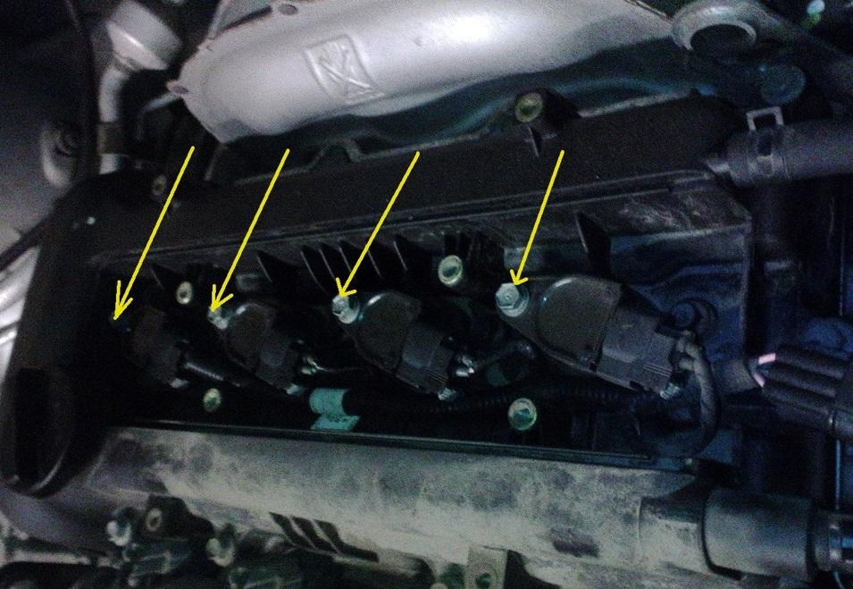 Замена заднего блок-фанаря хонда элемент