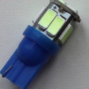 Светодиодная лампа для подсветки заднего номера на Хёндай Солярис