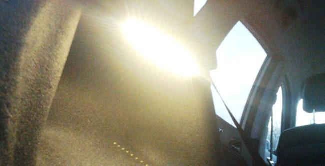 Led-подсветка багажника на Хёндай i30