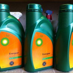 Трансмиссионное масло BP EnerGear 75w/90 для Хёндай Солярис