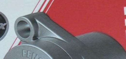 Ролик натяжителя ремня генератора на Хёндай Солярис в упаковке