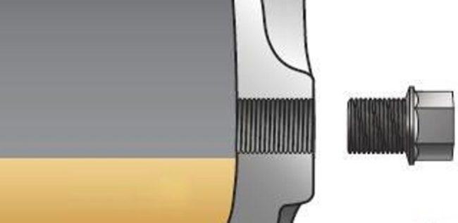 Схема проверки уровня масла КПП Хендай Солярис