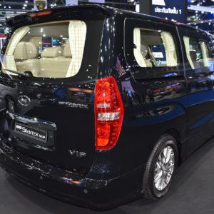 Внешний вид Hyundai Grand Starex 2 (2017)