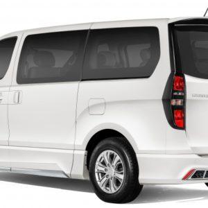Внешность Hyundai Grand Starex 2017 в версии Royale