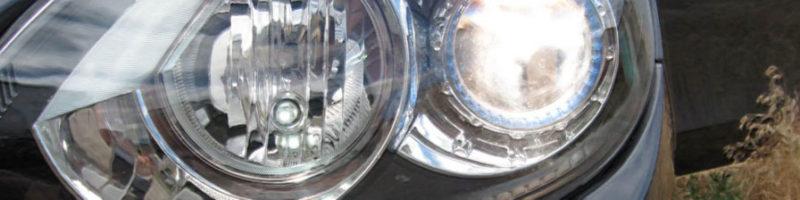 Ближний свет на Hyundai I30 вклюече